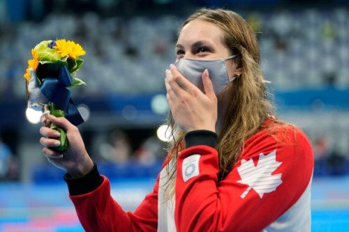 Here's what Canada did while you were sleeping on day 5 of Tokyo Olympics