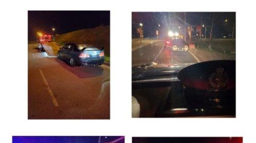 26 charges laid in Waterloo Region during weekend crackdown on street racing