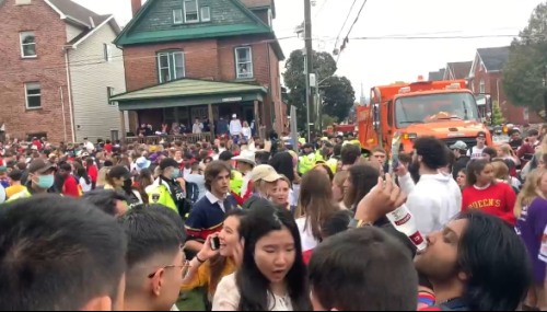 Kingston, Ont. politicians call for tougher actions from Queen's University following raucous homecoming weekend