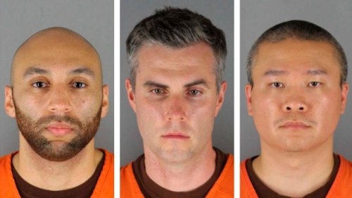 Ex-cops charged in George Floyd death want separation from Chauvin