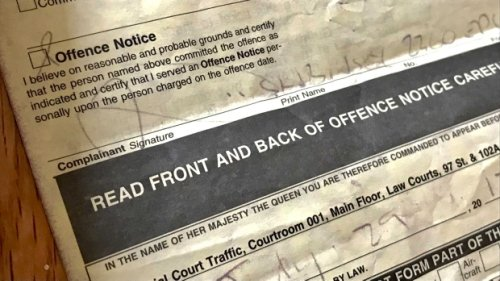 EPS officer not guilty of forging speeding tickets, internal review underway