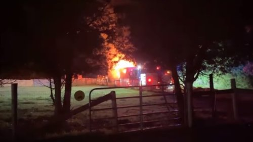'A very traumatic attack': Chatham animal sanctuary posts about second fire
