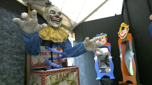 Cardinal and Brockville, Ont. haunted houses gear up for final week of frights
