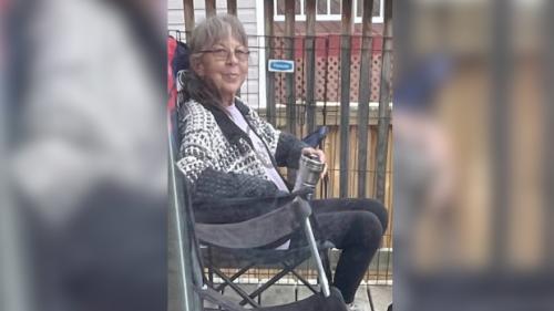 RCMP seeking assistance locating elderly woman