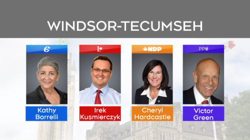 Federal Election Riding Profile: Windsor-Tecumseh