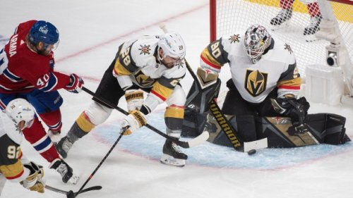 Tony Marinaro: Officiating in Habs vs. Golden Knights series is a Disgrace