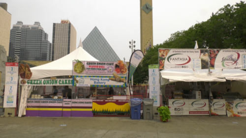 'Smiling, happy, and well-fed': Taste of Edmonton festival to exceed 2019 attendance