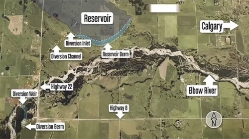 Agreements reached with landowners, Springbank Reservoir construction to begin in 2022