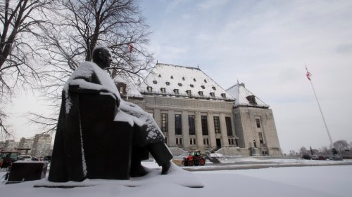 Snow-clearing lawsuit can be heard, Supreme Court of Canada rules in B.C. case