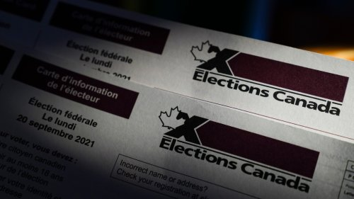 Election 2021: Busy polling stations for some voters in Waterloo Region