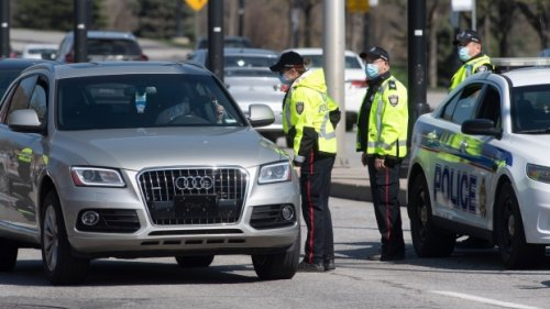 Woman accused of abducting a baby and Ottawa police turn away 2,000 drivers at the border: Top five stories this week