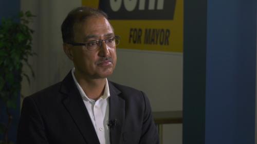 Edmonton mayoral candidates: Amarjeet Sohi