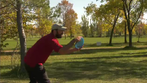 Disc golf tournament doubles in size after pandemic popularity