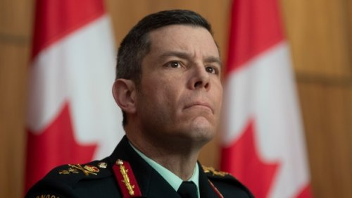 Maj-Gen. Dany Fortin facing historical sexual misconduct allegation: CTV News sources
