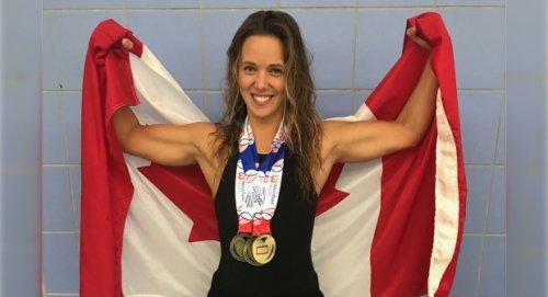 'I feel bad for the lake honestly,' liver transplant athlete trains for swim across Lake Ontario
