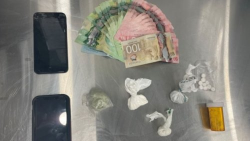 London police seize over $25,000 in drugs during weekend arrests