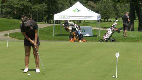 Brockville Country Club hosts first major golf tournament since 2019