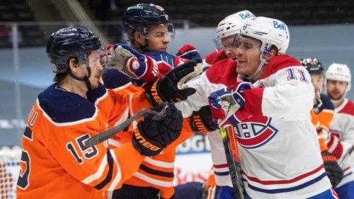 Montreal Canadiens down Edmonton Oilers 3-1, sweep series