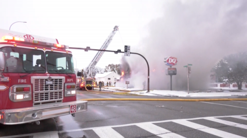 Decision reversed, approval granted to rebuild northeast Dairy Queen destroyed in 2019 fire