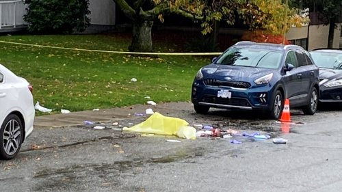 Man dies after fight on residential street in New Westminster, homicide investigation launched