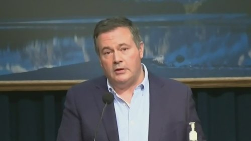 Kenney's calendar suggests light vacation workload while Alberta's fourth wave grew