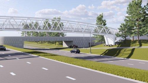 City starts building $10M bridge to West Edmonton Mall, traffic delays expected
