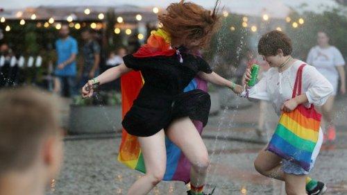 Warsaw pride parade back after pandemic break and backlash