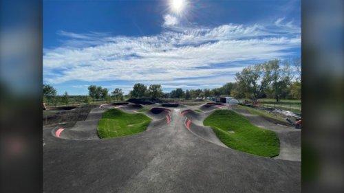 Inglewood bicycle pump track to debut this weekend