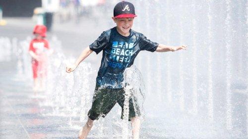 Heat warning issued for much of Saskatchewan