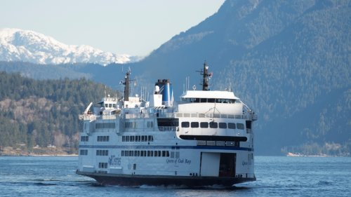 BC Ferries website, booking systems down due to 'technical difficulties'