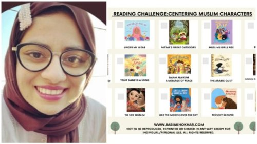 Muslim teacher creates summer reading list for families who want to fight Islamophobia
