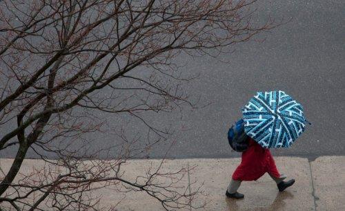 Ottawa weather: Rainy and windy on Tuesday