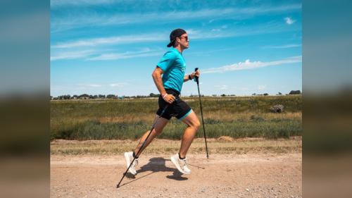 'It's phenomenal really': Alberta man running across Canada for mental health