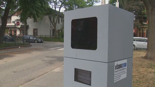 Toronto releases new locations of its 50 automated speed cameras