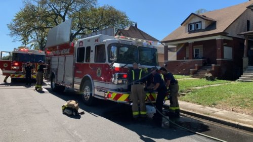 Downtown Windsor house fire under investigation