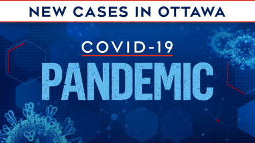 3,424 new cases of COVID-19 across Ontario on Thursday, 108 in Ottawa