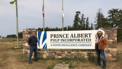 Cumberland Wood Products to supply wood for Prince Albert pulp mill