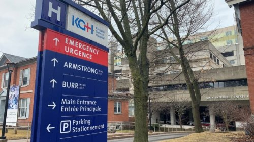 Kingston hospital suspends 136 employees without pay for violating vaccine mandate