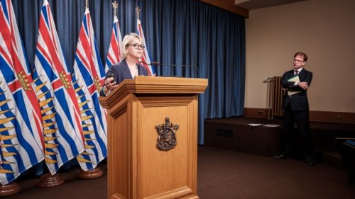 B.C. reports 9 coronavirus deaths, almost 2,000 new cases over record-breaking weekend