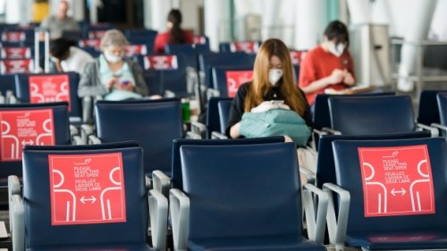 Toronto Pearson Airport begins separating arrivals based on vaccination status