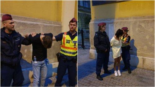 Photos emerge of Ontario murder suspects' arrest in Budapest
