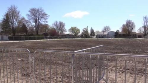 Listowel Memorial Arena demolished, Gorrie Dam next
