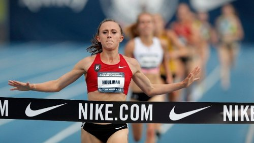 U.S. running record holder blames tainted burrito for doping ban days before Olympic trials