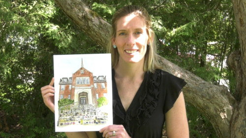 Sault artist raising money for residential school survivors