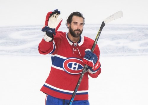 Canadiens nab first win of the season against Red Wings