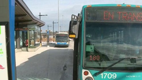 STO adjusting routes to O-Train stations, diverting buses off downtown Ottawa streets