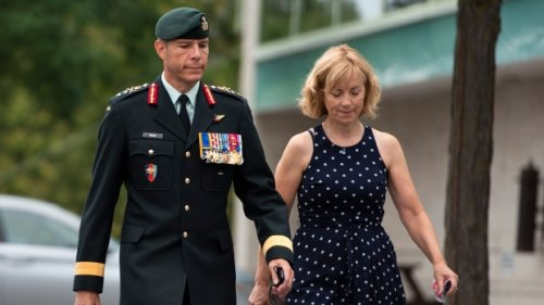 Fortin's lawyers give Crown documents in military officer's sex assault case