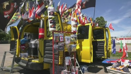 'Showing their pride in their heritage:' Euro Cup gives boost to local businesses