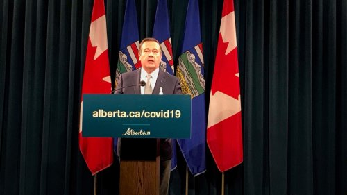Alberta defers offers of medical help saying greatest need still weeks away
