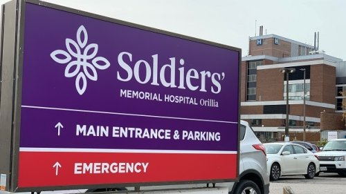 Two patients in Orillia Soldiers' Memorial Hospital unit test positive for COVID-19